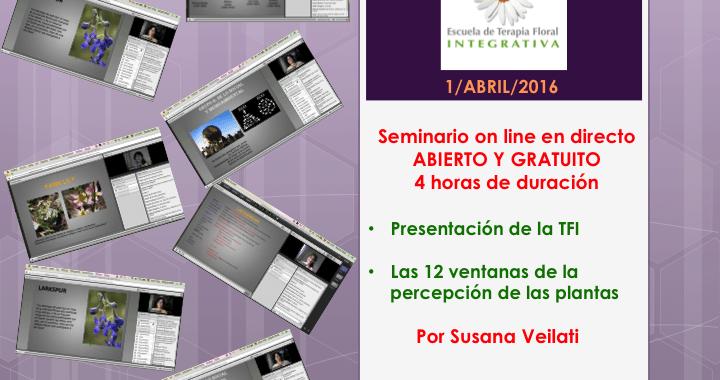 Seminario on line gratuito