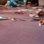 Dibujando como niños y adultos