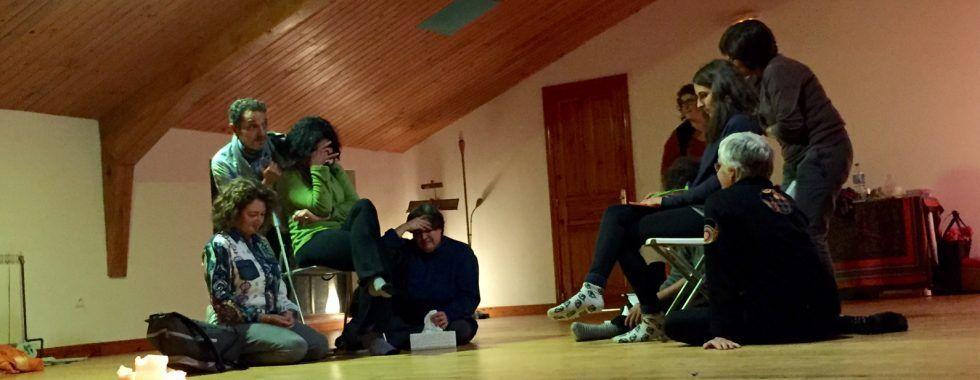 Improvisación grupal. Formación TFI