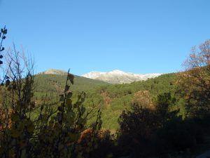 Fotos del entorno. Sierra de Gredos.