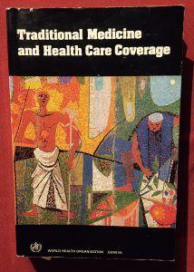 Organización Mundial de la Salud. Portada del libro.